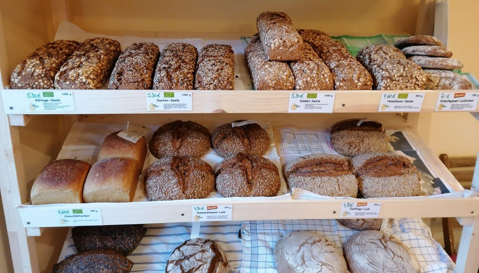 Bio-Bäckerei Laib & Seele